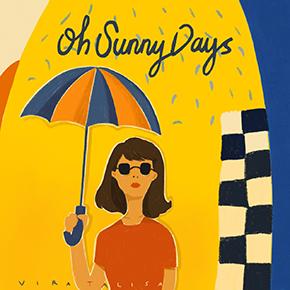 "VIRA TALISA // MERILIS SINGLE ""OH SUNNY DAYS"""