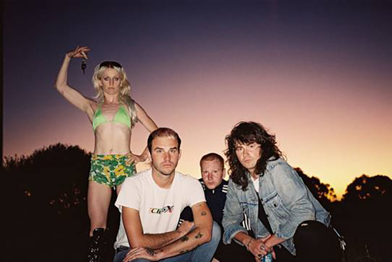 Amyl and the Sniffers - Body