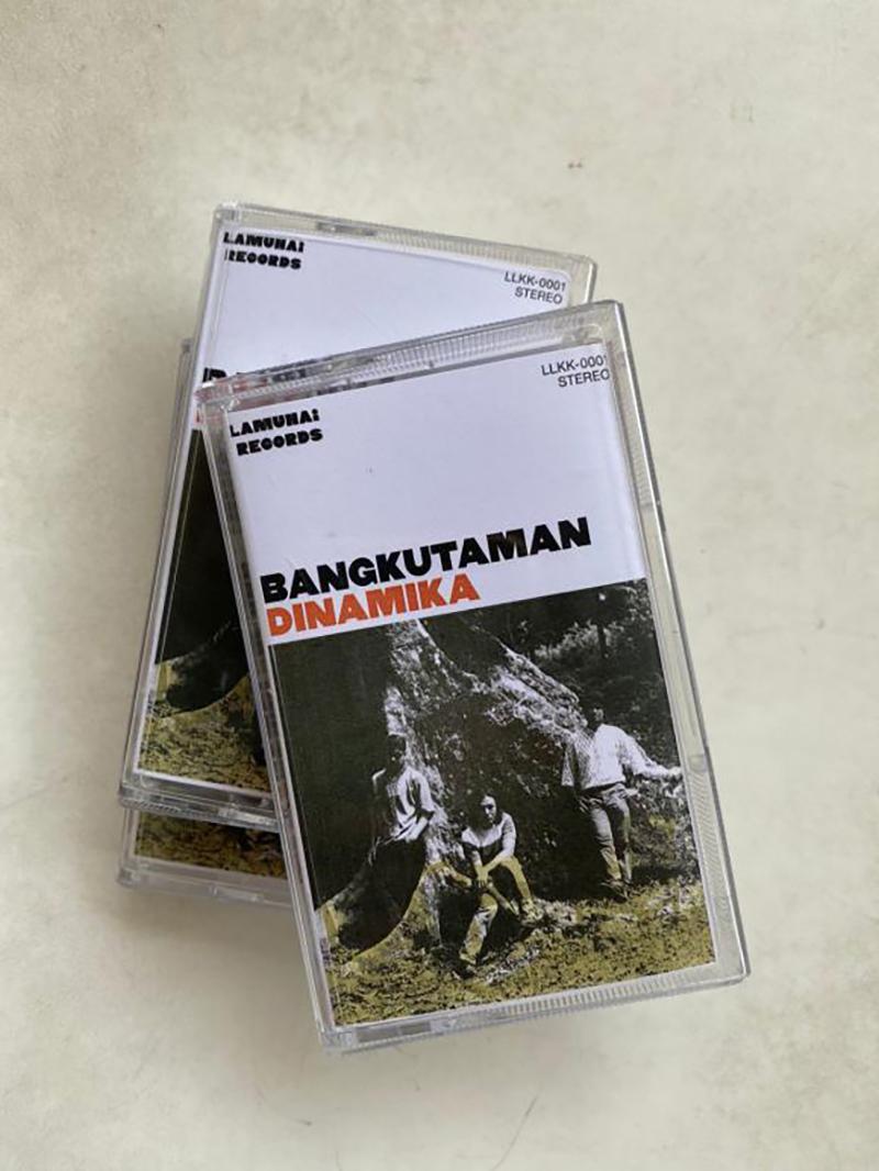 BANGKUTAMAN - Body