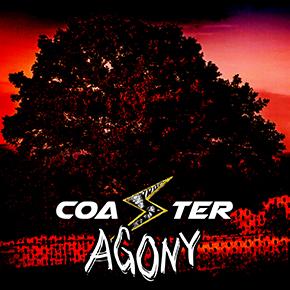"COASTER // MERILIS SINGLE ""AGONY"""
