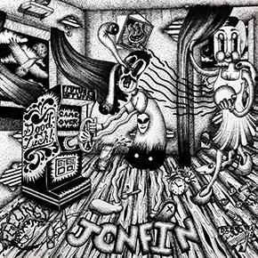 "JONFIN // MERILIS ALBUM ""JONFIN"""