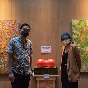 "ARTOTEL SANUR X RAD ART // MENYELENGGARAKAN PAMERAN SENI TUNGGAL ""MY NATURE DIARY PART 1"""