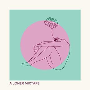 "BRYAN CHRISTOPHER // RILIS ALBUM ""A LONER MIXTAPE"""