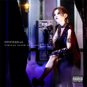 "CRYSTAGELLA // RILIS ALBUM ""VIRTUAL AFTER ALL: NAKED"""