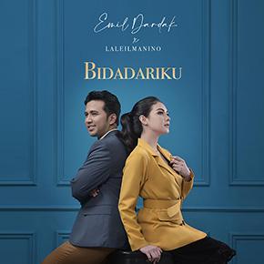 "EMIL DARDAK X LALEILMANNINO // MERILIS SINGLE ""BIDADARIKU"""