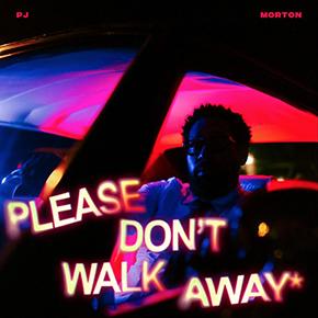 """PJ MORTON // MERILIS SINGLE """"PLEASE DON'T WALK AWAY"""""""