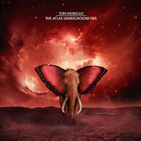 """TOM MORELLO // RILIS ALBUM """"THE ATLAS UNDERGROUND FIRE"""""""