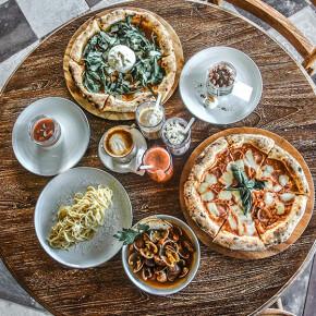 L'OSTERIA PIZZA E CUCINA CANGGU // MASAKAN TRADISIONAL AUTENTIK TUSCANY ITALIA