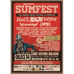 SUMATERA FESTIVAL 2014