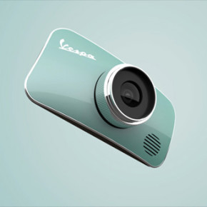 VESPA CAMERA // TAKING PICTURE NOW BEING MOD