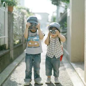 HIDEAKI HAMADA // FOTO MASA KECIL