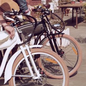ARIEL RIDER EBIKES // RETRO STYLE BICYCLES