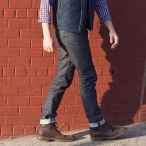 MISSION DENIM // MAKES YOU LOOK AND FEEL GOOD