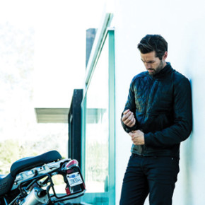 AETHER X SPIDI ECLIPSE MOTORCYCLE JACKET