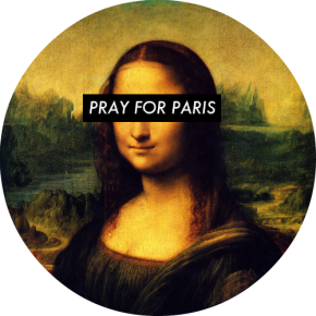 PRAY FOR PARIS // DESAIN NATURAL NAN APIK