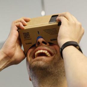 TECHNOLOGY // GOOGLE CARDBOARD VR TOOLKIT