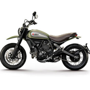 DUCATI SCRAMBLE X // URBAN ENDURO REVIEW