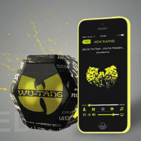 THE NEW WU-TANG CLAN ALBUM // COME IN A PORTABLE SPEAKER