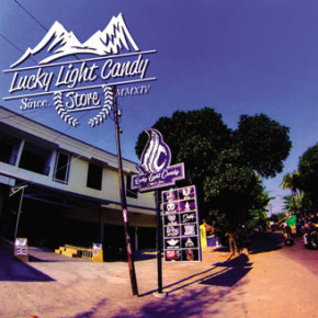 STORE REVIEW // LUCKY LIGHT CANDY STORE