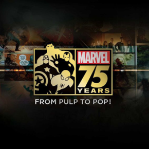 "75 YEARS OF MARVEL COMICS // ""FROM THE GOLDEN AGE TO THE SILVER SCREEN"" RELEASE"
