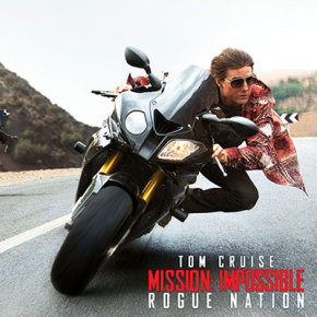 MISSION IMPOSSIBLE 5 //WILL BE RELEASE ON 2015