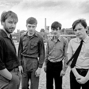 JOY DIVISION // MAVE ON HISTORY