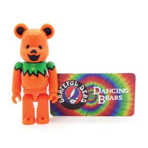 GRATEFUL DEAD X MEDICOM TOY // DANCING BEAR,BEARBRICKS
