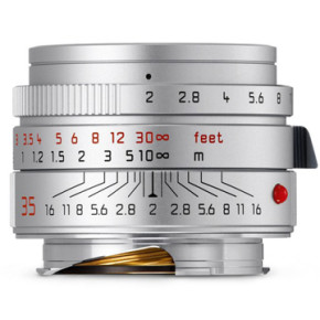 LEICA IMPROVES // 35mm AND 28mm M LENSES