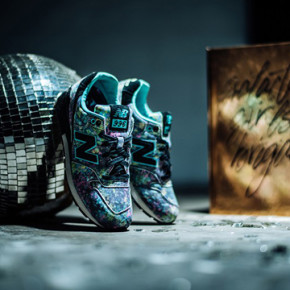 NEW BALANCE X P.V.S // LIMITED EDITION 996 SNEAKER
