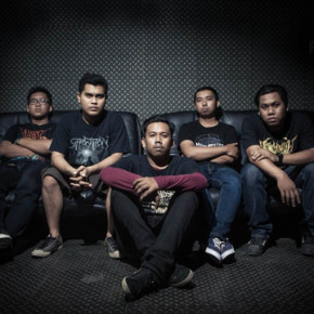 """HUMAN AUTOPSY// PERFORMED IN HELLPRINT UNITED DAY IV """"NEW BLOODS NEW STORY"""""""