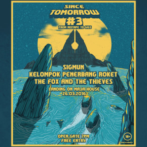 SINCE TOMORROW VOL.3 // FROM MIXTAPE TO GIGS
