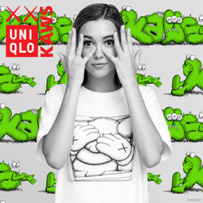 KAWS X UNIQLO // SPRING/SUMMER COLLECTION 2016