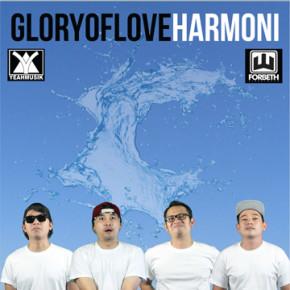 "GLORY OF LOVE // SINGLE RELEASE ""HARMONI"""