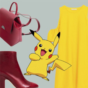 OOTD // SUPER STYLISH INSPIRED BY POKEMON FAVORIT