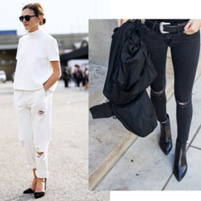 MAVE ON FASHION // THE LATEST TREND OF JEANS