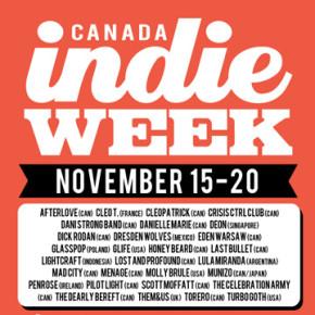LIGHTCRAFT // INDIE WEEK CANADA 2016