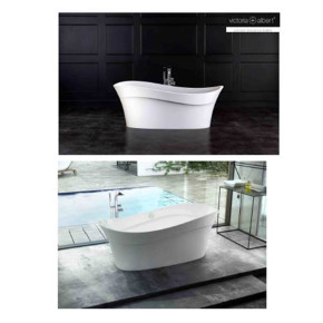 VICTORIA+ALBERT // LUXURY FREE-STANDING BATHTUB