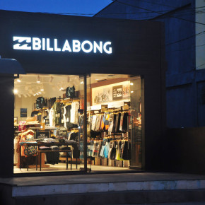 BILLABONG EXPANDS ITS RETAIL FOOTPRINT WITH A NEW CONCEPT  STORE IN SANUR
