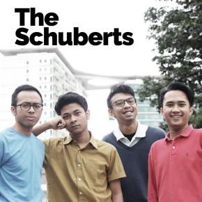 THE SCHUBERTS MERILIS VIDEO MUSIK SINGLE KEDUA 'TAKEN ABACK'