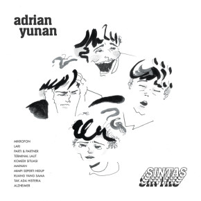 ALBUM REVIEW // ADRIAN YUNAN - SINTAS