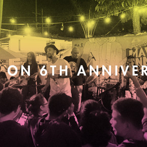 MAVE ON 6TH ANNIVERSARY