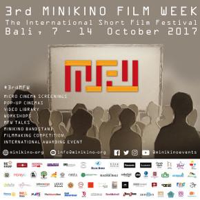 3RD MINIKINO FILM WEEK – FESTIVAL FILM PENDEK INTERNASIONAL