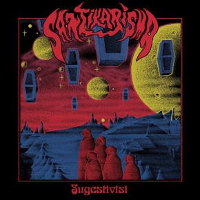 SANTIKARISMA 'SUGESTIVISI' // ALBUM RELEASE