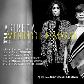 """ARI REDA """"MENUNGGU KEMARAU"""" TOUR"""