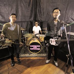 TIME BOMB AND THE GANGS MERILIS MUSIC VIDEO 'TATO'