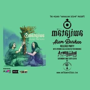 MATAJIWA ALBUM RELEASE