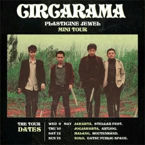 CIRCARAMA JAVA TOUR