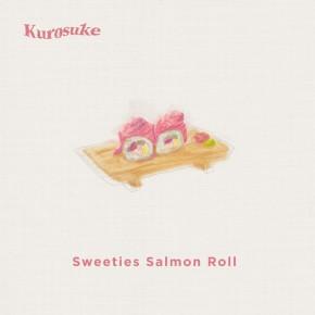 "KUROSUKE // SINGLE ""SWEETIES SALMON ROLL"""