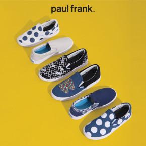 """PAUL FRANK // KOLEKSI SEPATU """"SLIP ON"""""""