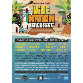 SAIGON DUB STATION // VIBE NATION BEACHFEST 2019